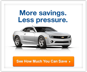 More savings. Less pressure. See how much you can save.