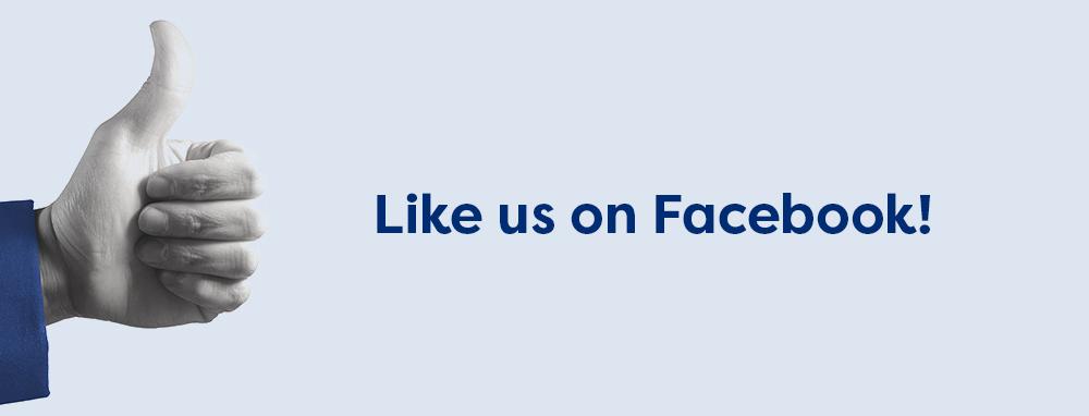Like us on Facebook! facebook.com