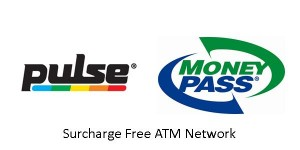 Pulse Select and Money Pass - Surcharge Free ATM Network